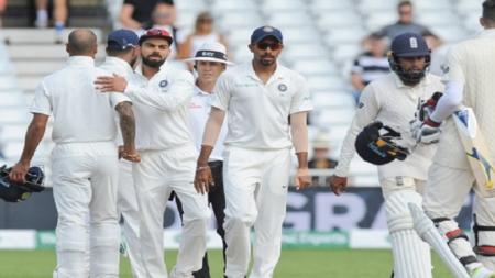 तीसरे टेस्ट में भारत ने इंग्लैंड को 203 रनों से हराया, कोहली मैन-ऑफ-द मैच
