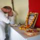 पूर्व प्रधानमंत्री अटल बिहारी वाजपेयी को भाजपा धनपुरी ने अर्पित किया श्रद्धा सुमन