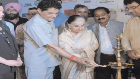 देहरादून में चौथे इंटरनेशनल फिल्म फेस्टिवल का आगाज, निर्देशक रमेश सिप्पी ने किया उद्घाटन